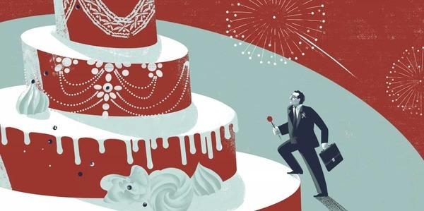Liefde, lucratieve deals en offshore bedrijven. De voordelen van een huwelijk met Poetins dochter