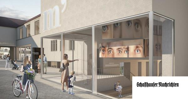 Museum zu Allerheiligen soll umgebaut werden   Schaffhauser Nachrichten