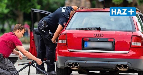Es geht um mehr als Lärm: Polizei sagt Autoposern den Kampf an
