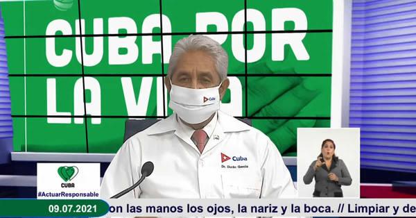 6422 casos positivos de Covid-19 diagnosticados en Cuba