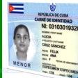 Nuevo formato para la identificación de los menores de 16 años