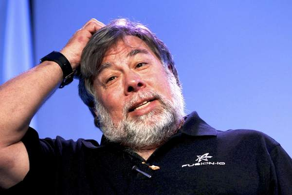 Apple co-founder Steve Wozniak says it's 'time to recognize' right to repair