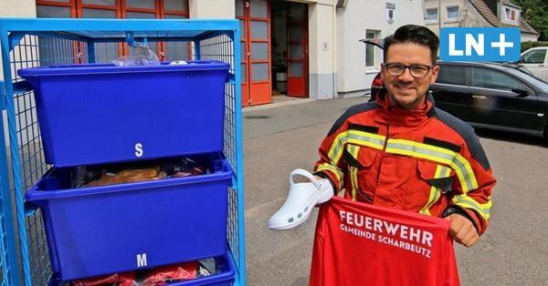 Feuerkrebs: Wie die Feuerwehren in Ostholstein ihre Einsatzkräfte schützen