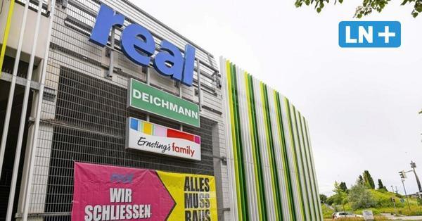 Ausverkauf im Campus-Center: Aus Real wird Edeka