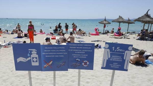 Corona in Spanien: Auch Mallorca ist Risikogebiet– was bedeutet das für den Urlaub?