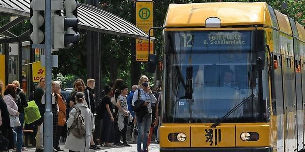 ÖPNV in Dresden: Ab heute Halt nur per Knopfdruck