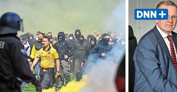 Dynamo Dresden: Wie weit geht friedliche Fankultur?