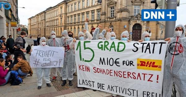 """""""Inakzeptabel"""": Sächsische Politiker verurteilen Protest-Aktion am Flughafen"""