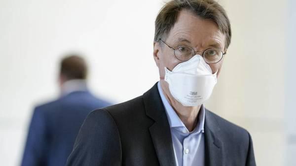 Karl Lauterbach warnt wegen Delta-Verbreitung vor zu weitgehenden Lockerungen