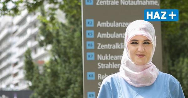 """Systemrelevant aber nur """"geduldet"""": Das wurde aus MHH-Krankenschwester Farah Demir"""