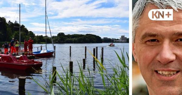Streit um Wasserrettung schlägt Wellen im Kreis Segeberg