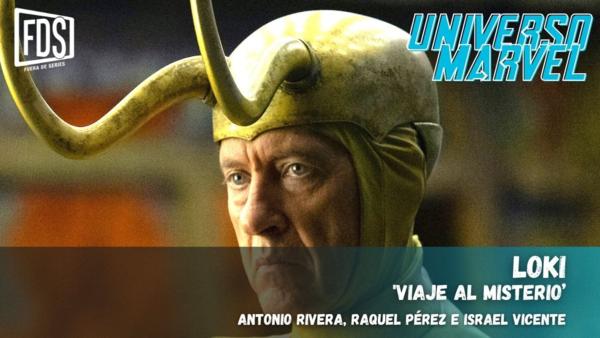 Loki - 'Viaje al misterio' - Universo Marvel | Podcast on Spotify