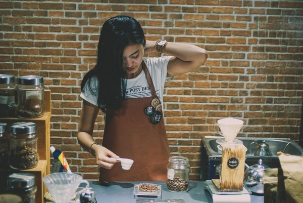 The barista you really should go and talk to