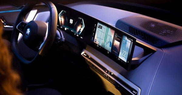 BMW iX debuts all-new intelligent, multisensorial idrive user experience