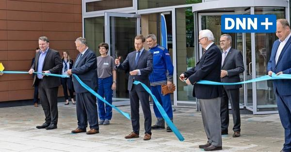 Handwerkskammer Dresden weiht Bildungszentrum njumii ein