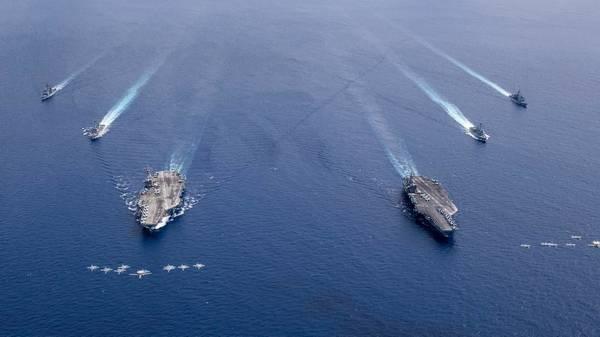 China will Kriegsschiff der USA verjagt haben: Konflikt im Südchinesischen Meer