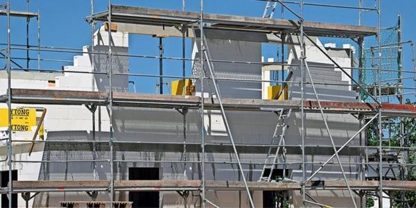 Für Sachsen wird das Bauen immer teurer