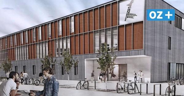 Hochschule Wismar: Neues Laborgebäude für Maschinenbau und Verfahrens- und Umwelttechnik entsteht