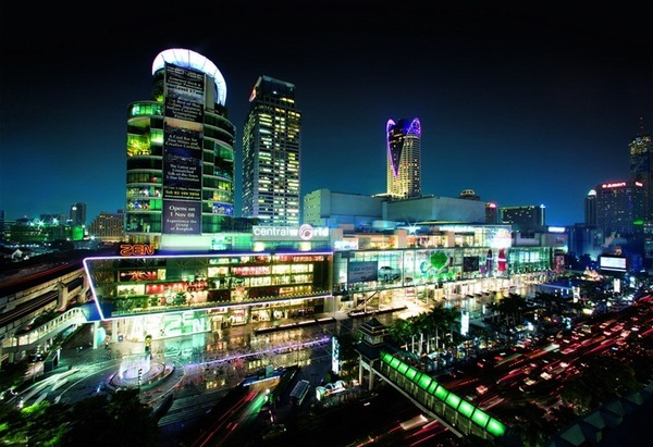 Les centres commerciaux de Bangkok fermés jusqu'au 25 juillet