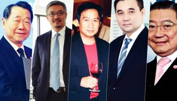 Les 50 Thaïlandais les plus riches s'enrichissent de 28 milliards de dollars