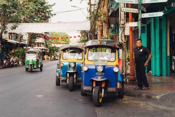 Bangkok tombe au 34e rang des villes les plus chères du monde