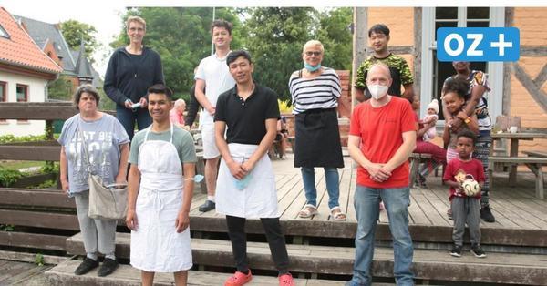 """Engagementpreis für Doberaner Suppenküche: """"Wo Menschen sein können, wie sie sind"""""""