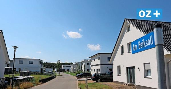 Streit um Wohngebiete in Nienhagen und Rövershagen: Rostock gibt nach