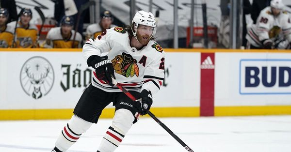 Duncan Keith trade: Blackhawks trading defenseman to Oilers for Caleb Jones