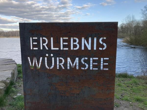 Der Würmsee bei Kleinburgwedel verspricht einige Erlebnisse. (Foto: Antje Bismark)