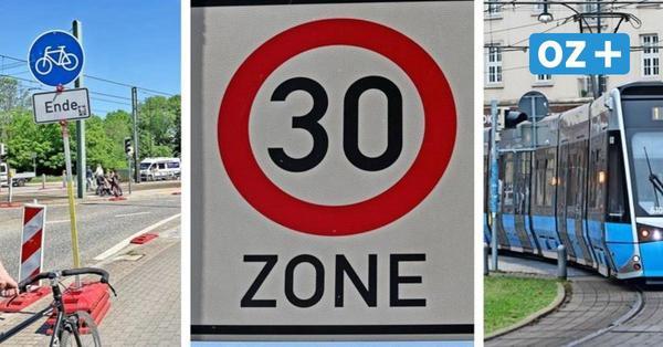 Rostock: Tempo 30 in der Stadt? Was für und was gegen Madsens Vorschlag spricht