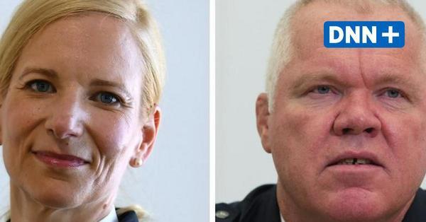 Kretzschmar-Nachfolge: Wird Sonja Penzel Sachsens erste Ober-Polizistin?