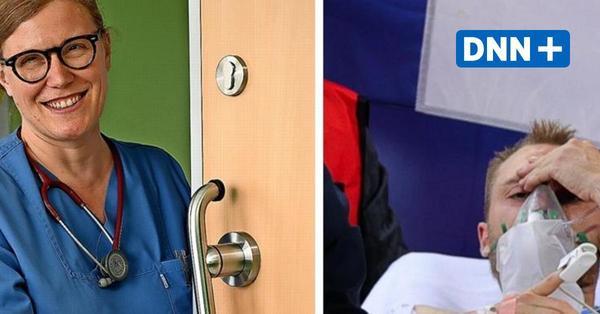 """Dresdner Ärztin zu Fall Christian Eriksen: """"Keine Angst vor Defibrillatoren"""""""