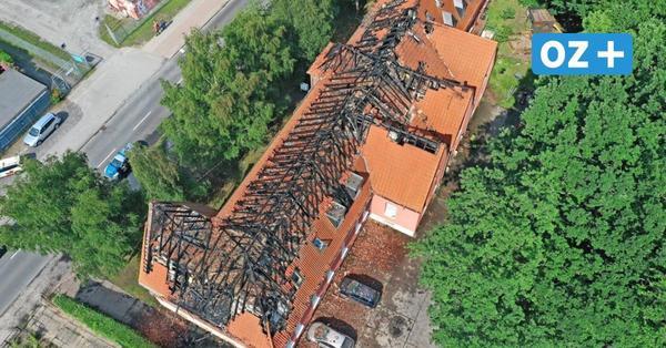Großbrand in Stralsund: Das war früher in dem Haus an der Barther Straße