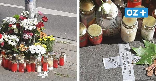 """Stralsund trauert um toten Mopedfahrer (17):""""Schöne Zeit im Simson-Himmel"""""""