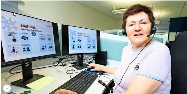 """Mitarbeiterin nach Callcenter-Übernahme in Stralsund: """"Für mich ist ein Wunder geschehen"""""""
