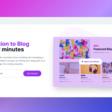 MDX.one | Notion to Blog in under 2 mins.