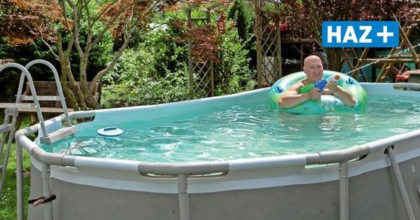 Kleingärten in Hannover: Stadt will Pools auf Grundstücken verbieten