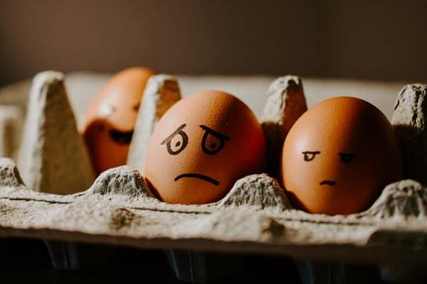 When life gives you eggs...