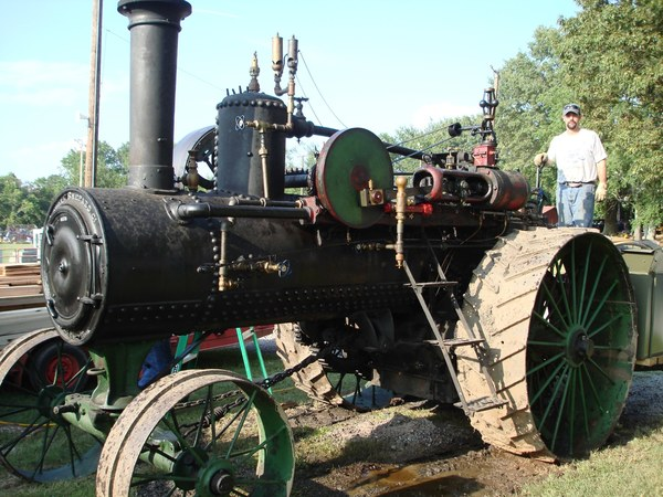 51st Annual Tennessee Kentucky Threshermen Show | July 15 -17 @ 12pm - 9pm