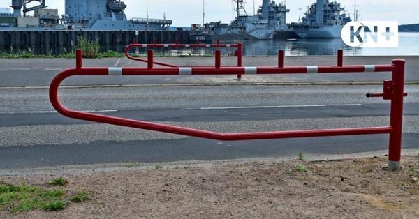 Darum gibt es jetzt schwenkbare Schranken an der Kiellinie in Kiel