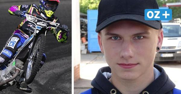 Nach Speedway-Unfall in Stralsund: Wie geht es Ben Ernst?