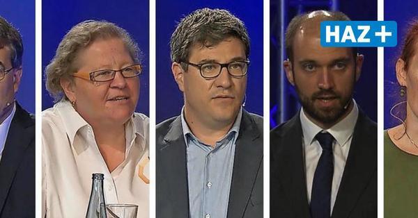 Bürgermeisterwahl 2021 in Wennigsen: So diskutierten die Kandidaten beim HAZ/NP-Forum