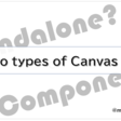 Two types of Canvas App - MoreBeerMorePower