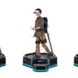 KAT Walk Mini S: A Next-Gen VR Treadmill For Arcades