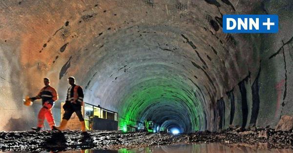 Eine, zwei oder drei: Wie viele Tunnelröhren gräbt die Bahn durch das Osterzgebirge?