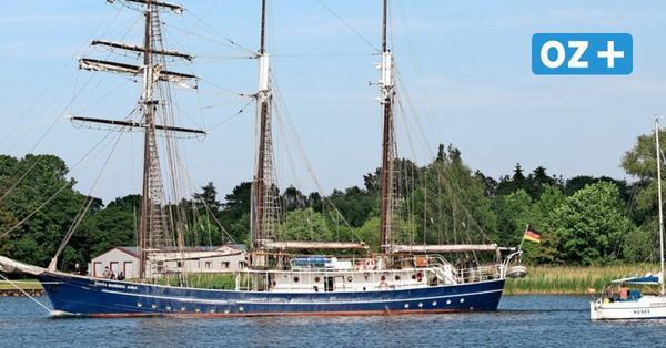 Hanse Sail in Rostock: OZ verlost Ausfahrten auf der Santa Barbara Anna