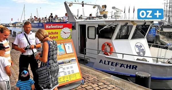 Stralsund vom Wasser aus genießen: Das bietet eine Hafenrundfahrt