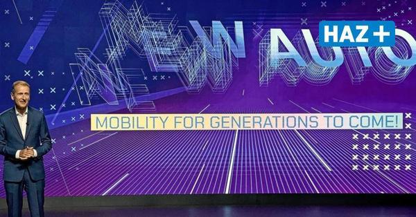 """""""New Auto"""": So rüstet sich Volkswagen für die Mobilität der Zukunft"""