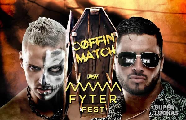 AEW DYNAMITE 14 de julio 2021   Resultados en vivo   FYTER FEST, 1a noche