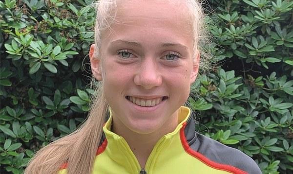 Walsroderin Ronja Funck will für Deutschland alles geben - Lokalsport -